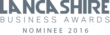 Lancashire Business Awards Nominee 2016