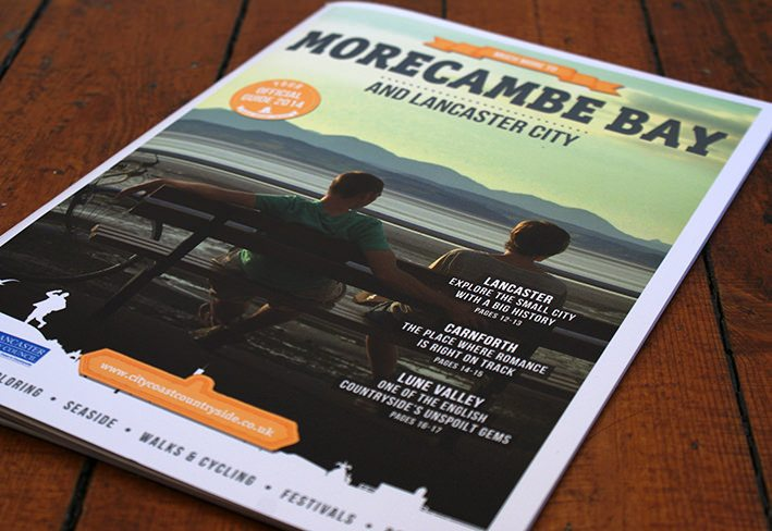 Lancaster and Morecambe Visior Guides