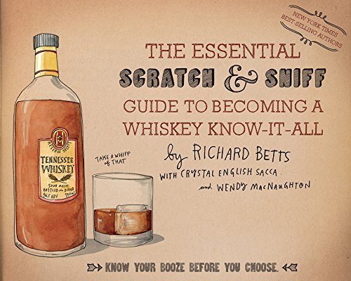 Become a whiskey expert with scratch and sniff (yes, really)