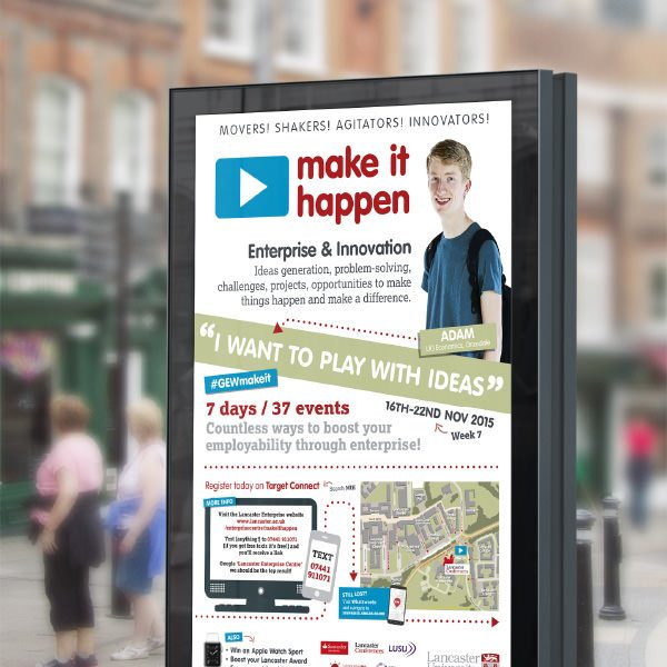 Make it Happen Campaign