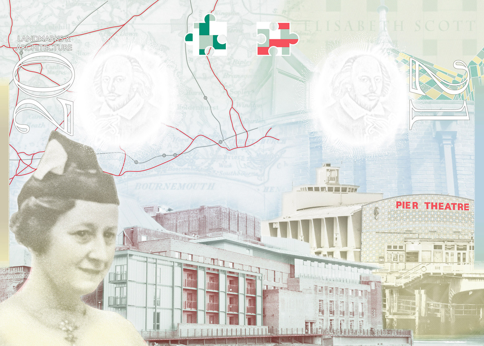 A closer look at the UK's new passport design