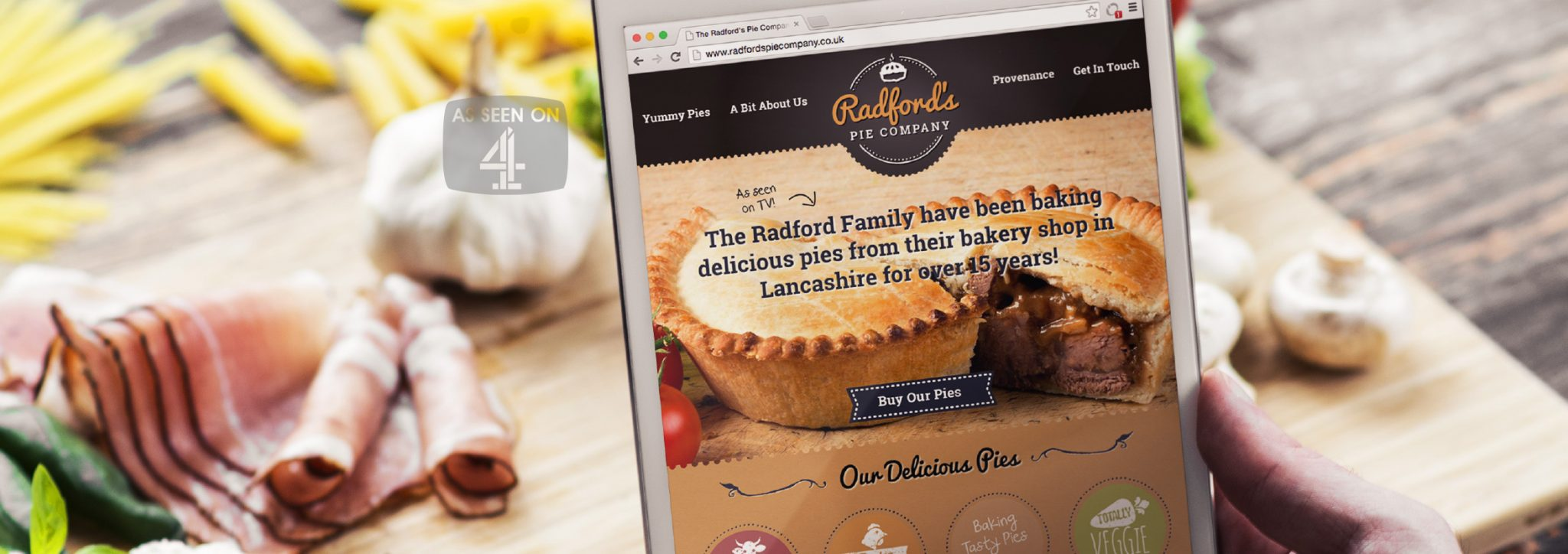 Radford's Pie Company