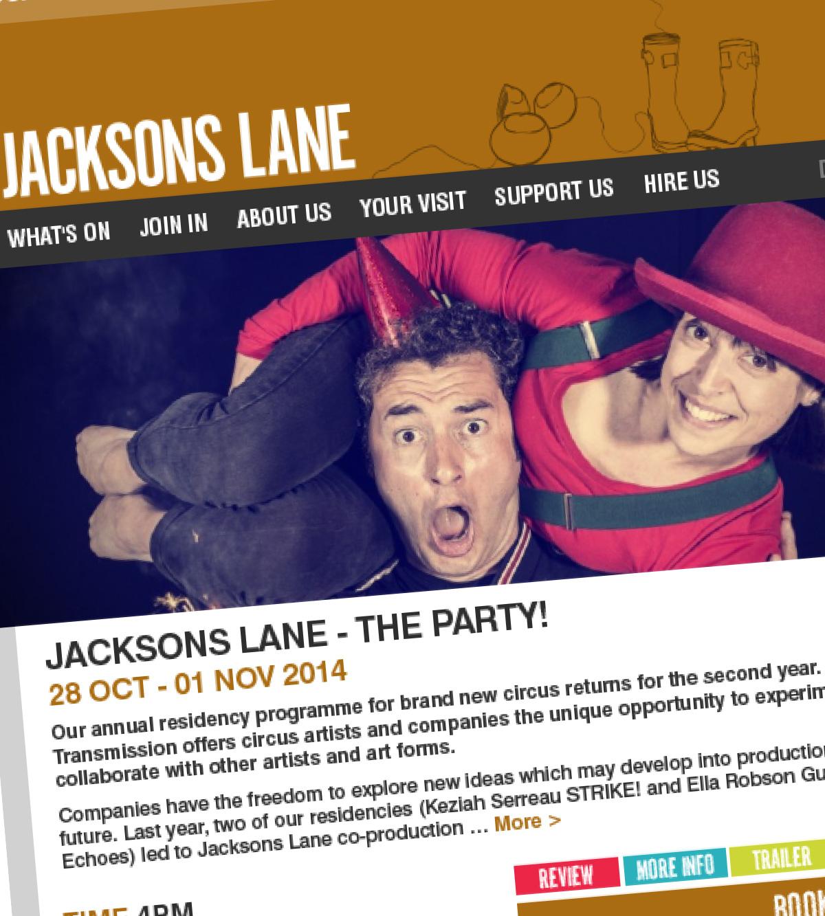 Jacksons Lane