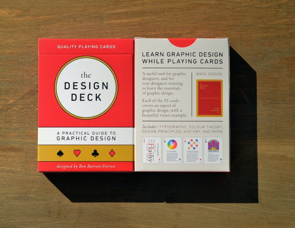 A christmas gift idea for the discerning design lover in your life: The Design Deck