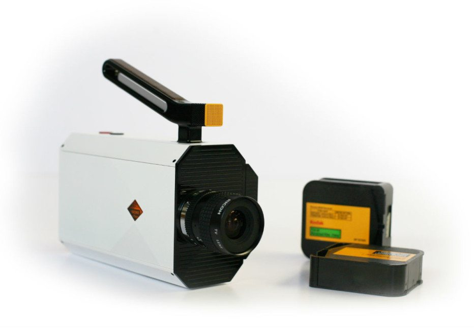Kodak's future is nostalgic with the all-new retro Super 8