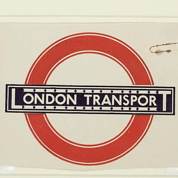 London Underground Typeface