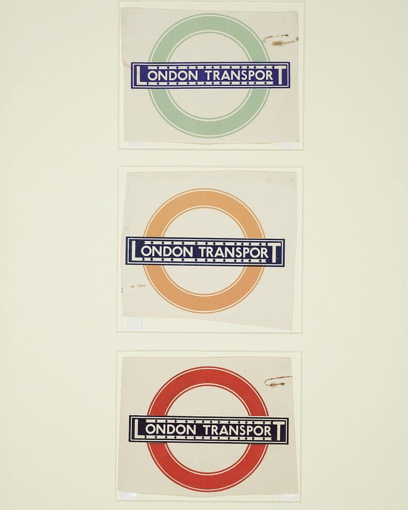 The London Underground Johnston typeface is 100 years young
