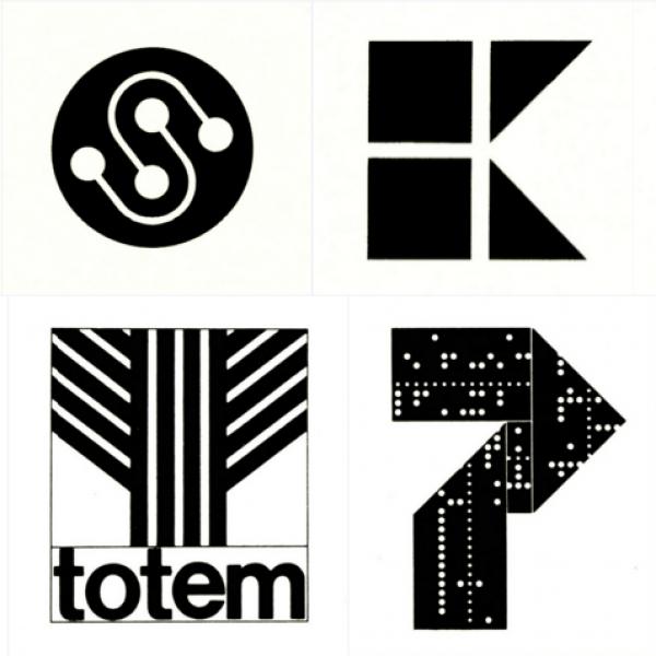 Monochrome Logos