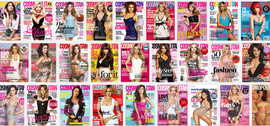 Why are magazines rarely green, fast food logos usually red, and sleeping pills blue?