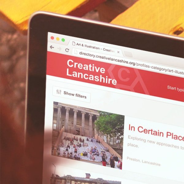 Creative Lancashire