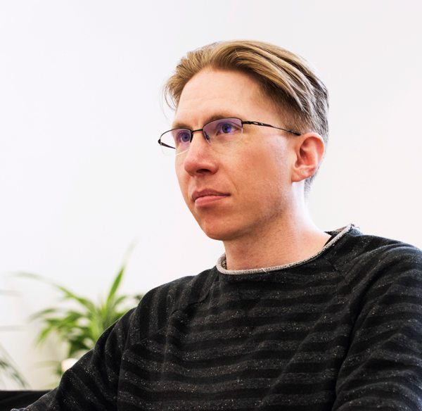 Niall Robertson - Web Developer