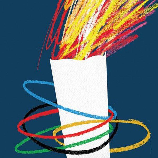 Rio Olympics Poster Design