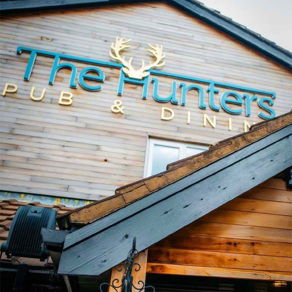 The Hunters Pub Restaurant
