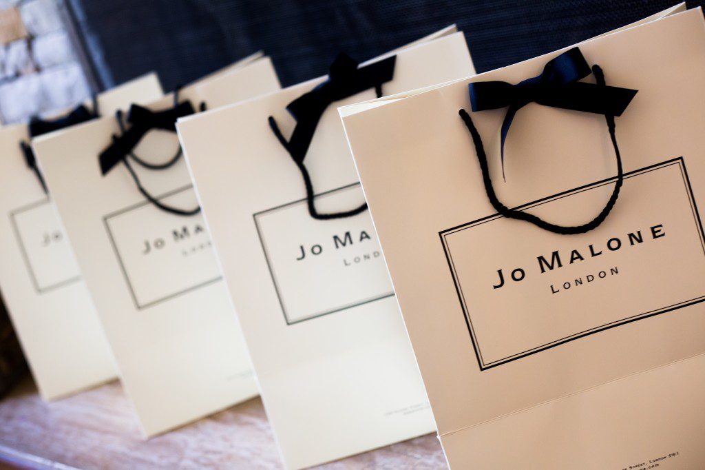 How Jo Malone launched a perfume brand in the US… with empty bags