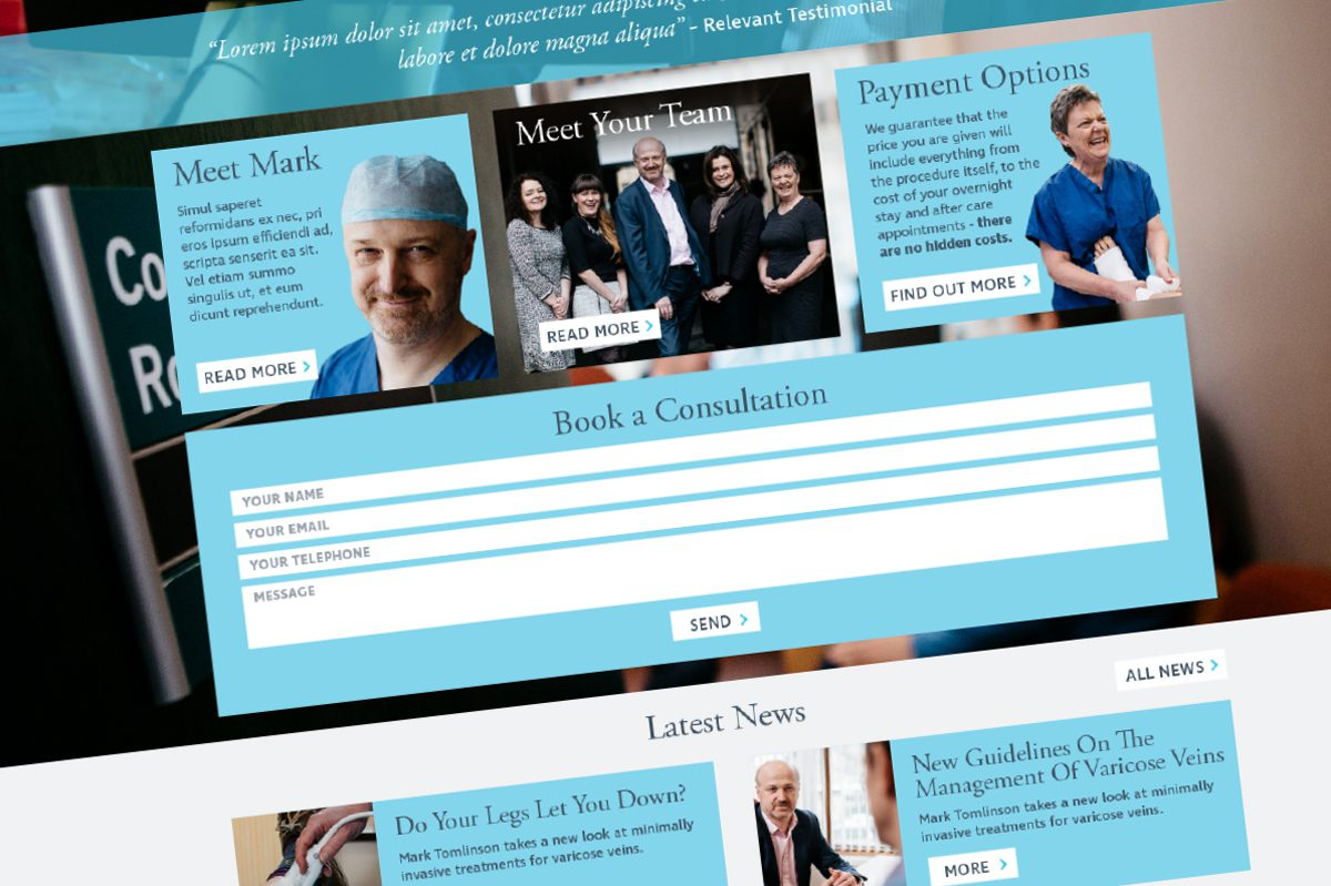 Mark Tomlinson Private Surgeon