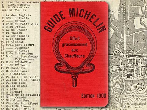 Michelin were content marketing pioneers with the Michelin Guide