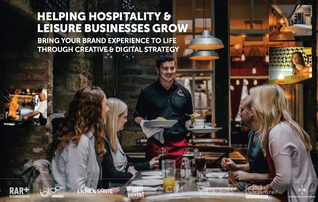 Hotfoot at the Lakes Hospitality Trade Show