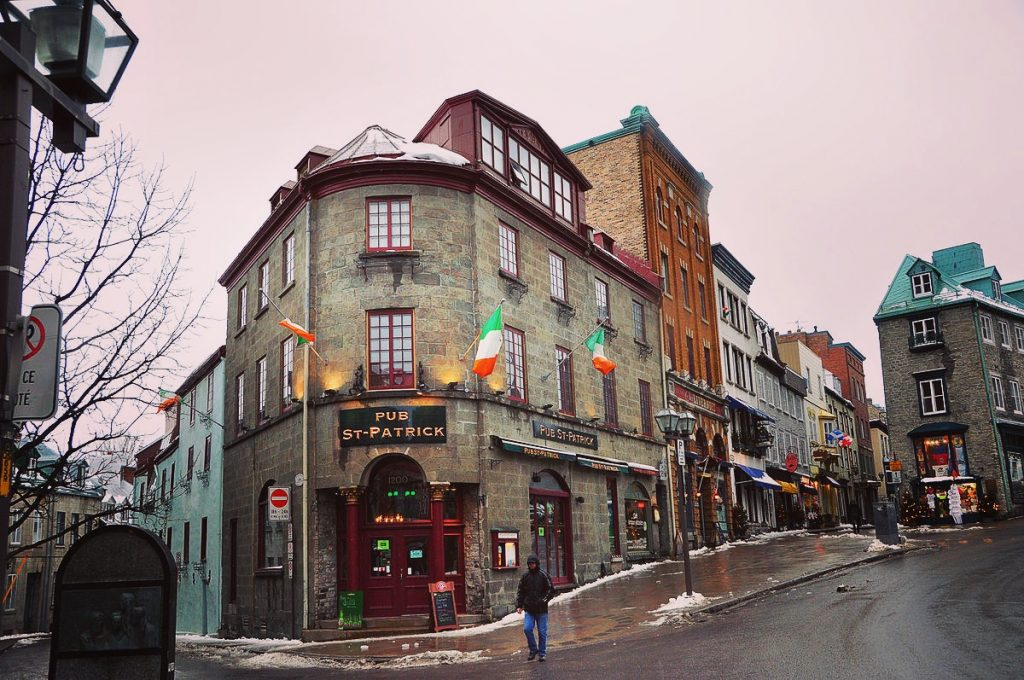 How Irish pubs come flat packed to cities around the world