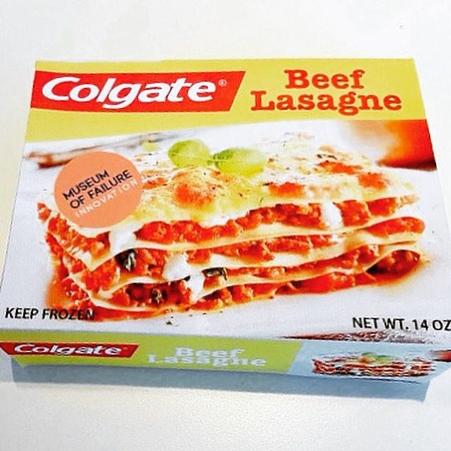 Colgate Lasagne Failure Specialist Web Design And Brand Agency In Lancaster Lancashire