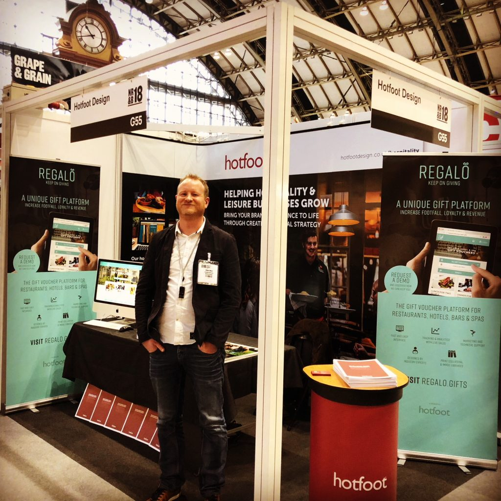 Hotfoot at Northern Restaurant and Bar 2018