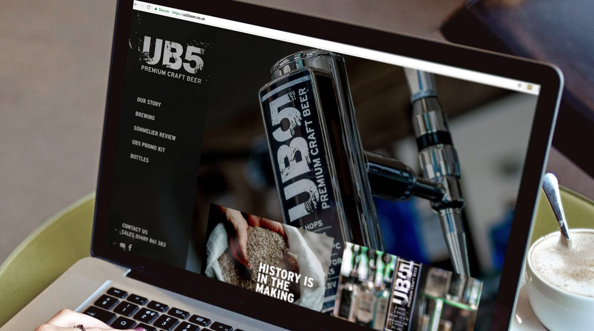 UB5 Craft Beer