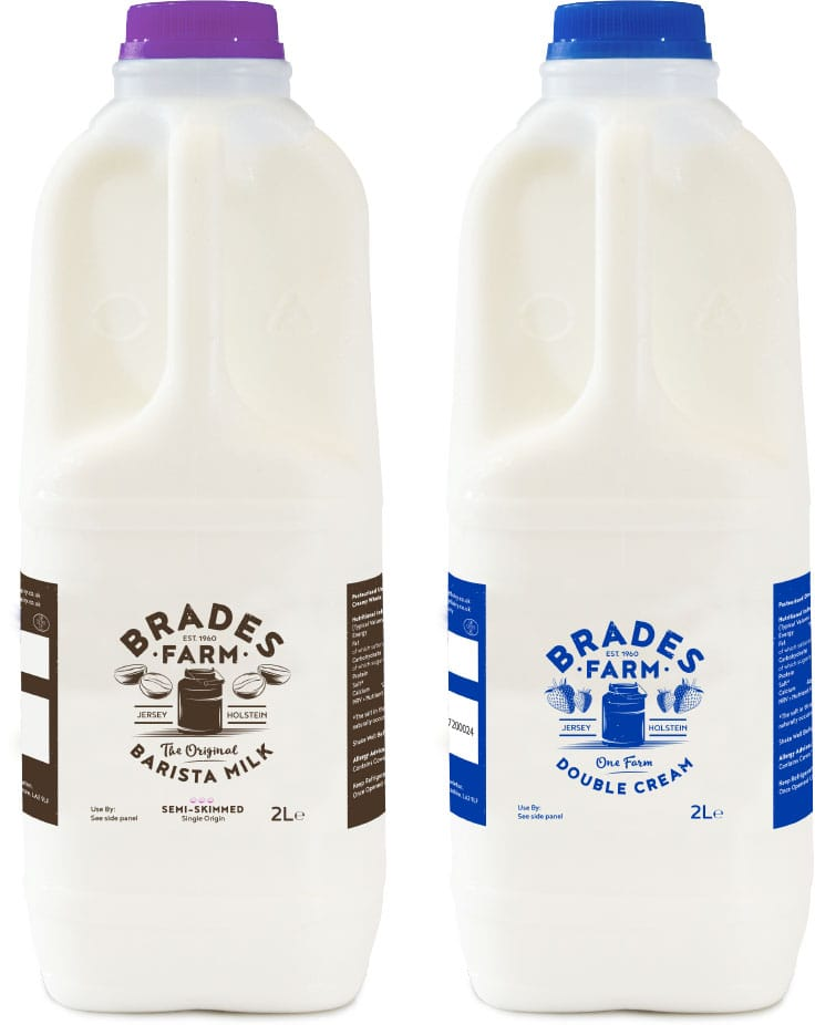 Brades Farm, Barrista Milk