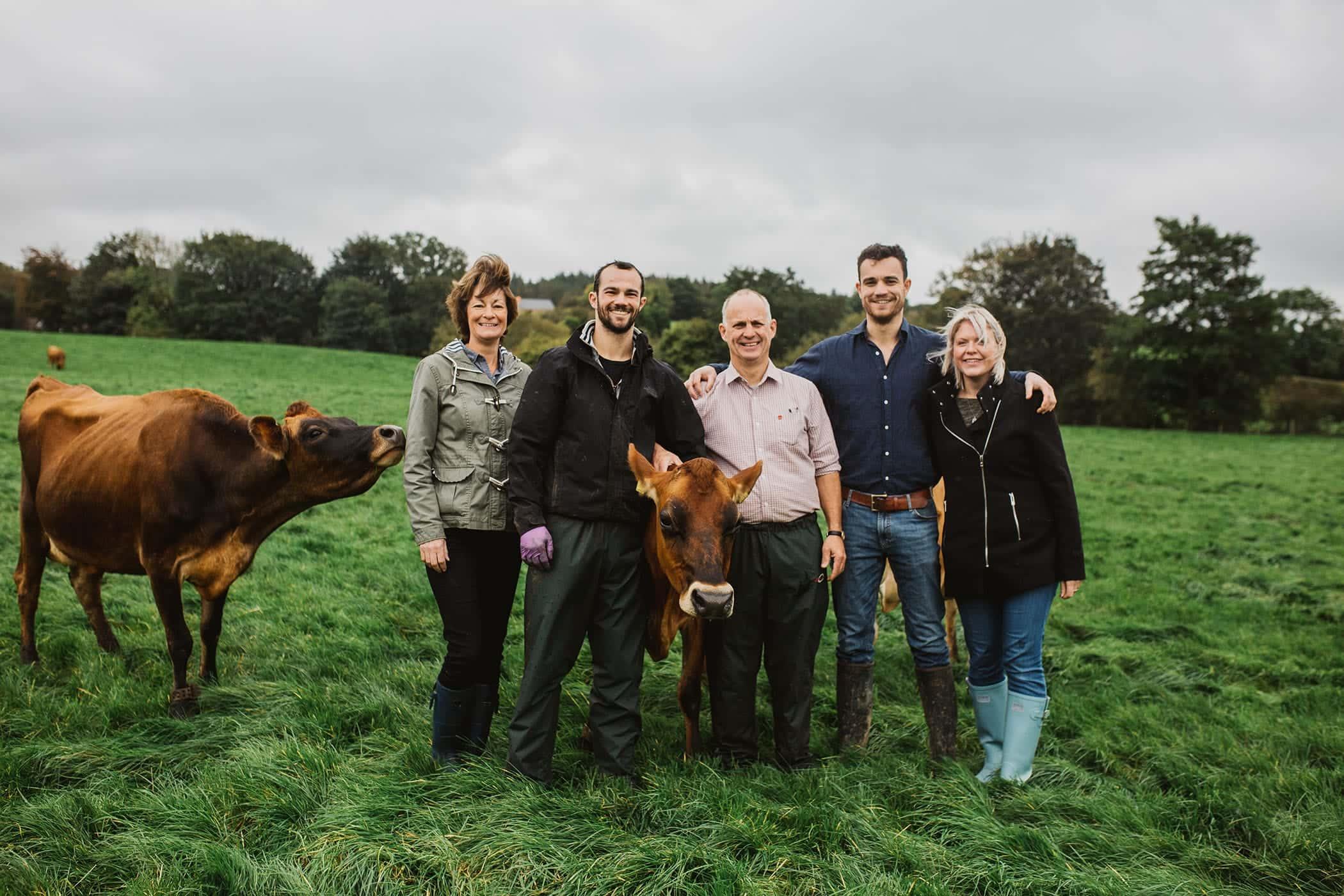 Brades Farm, Barista Milk
