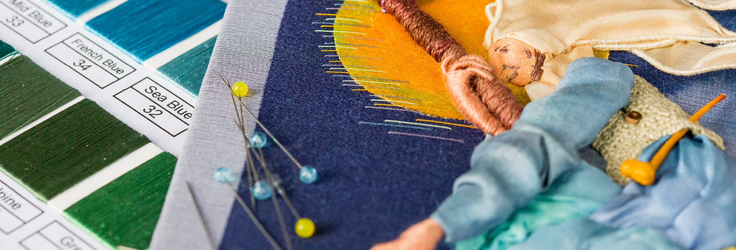 Sara Dennis Embroidery
