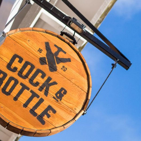 The Cock & Bottle