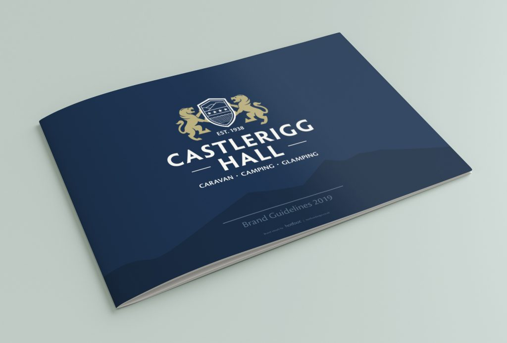Hotfoot creates a new brand for Castlerigg Hall
