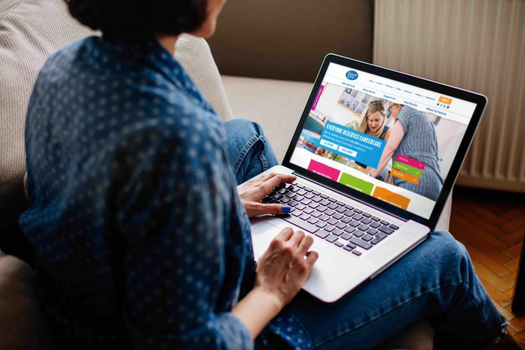 CancerCare Launches Refreshed Brand and New Website Designed by Hotfoot