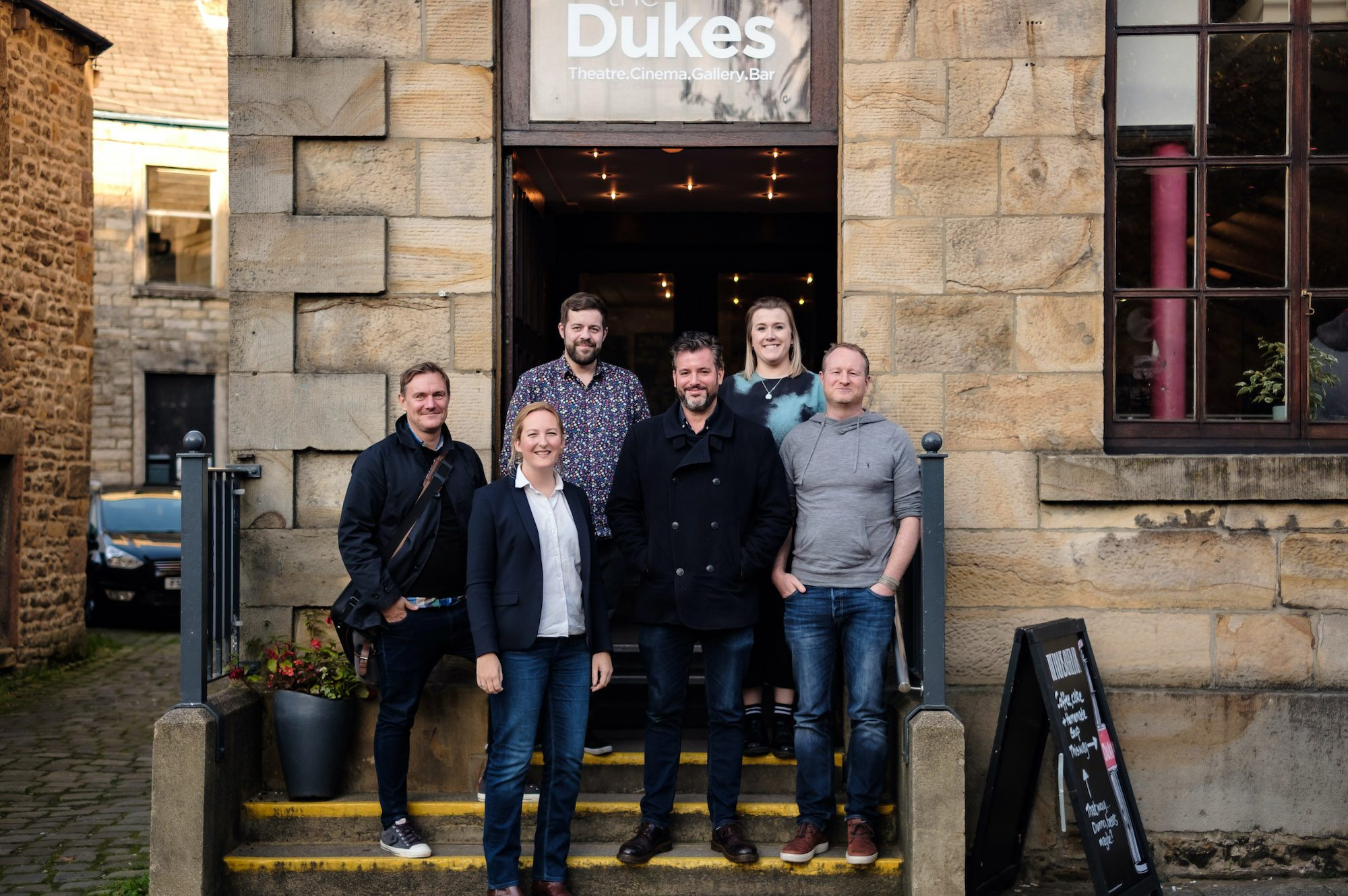 Hotfoot Design Selected by The Dukes to Deliver New Website