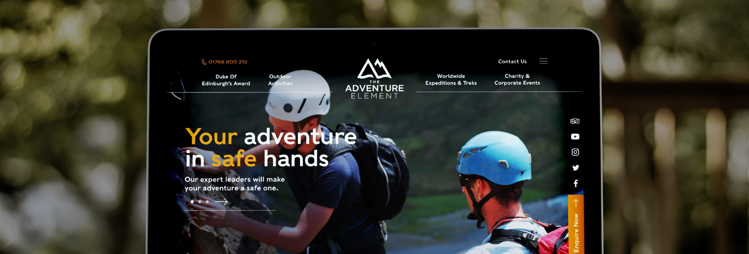 The Adventure Element