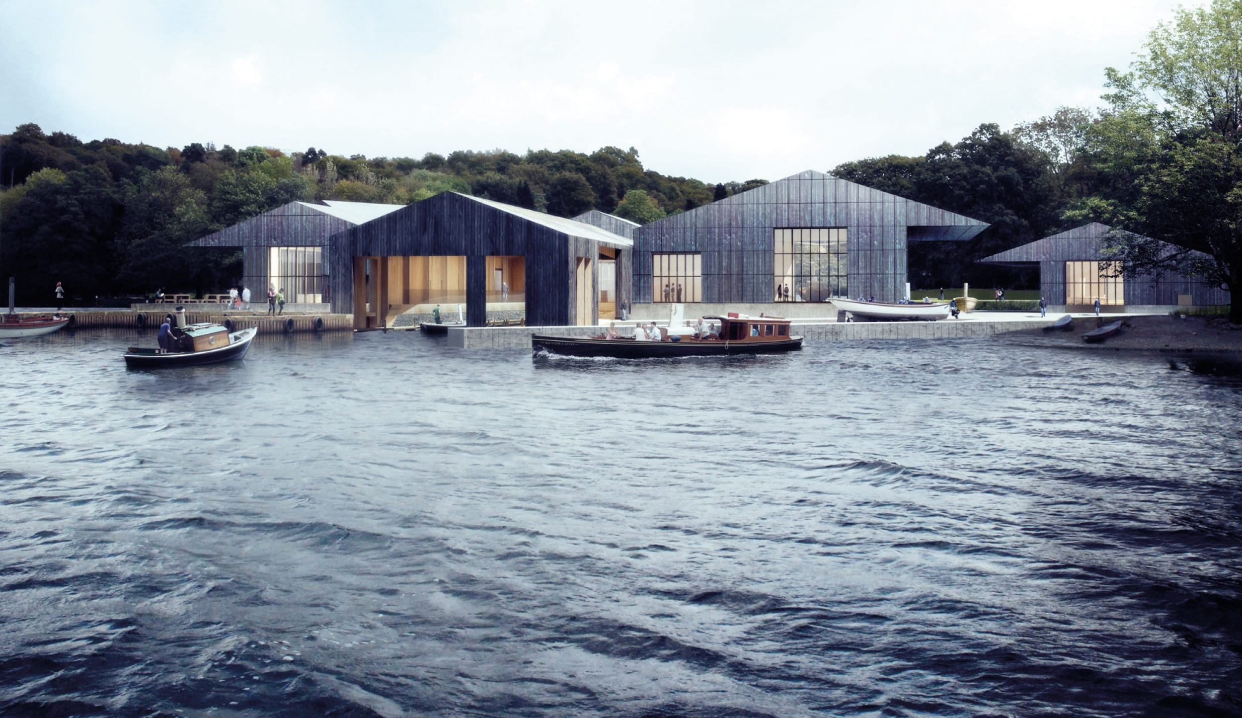 Congratulations to our client Windermere Jetty – Top 10 Architecture of 2019