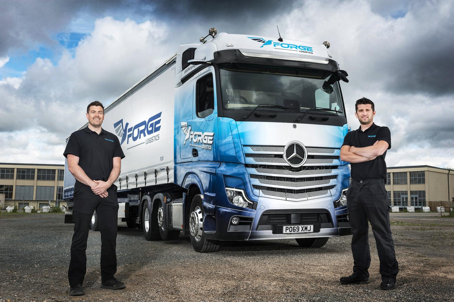 Hotfoot Forge ahead with new client win in Preston
