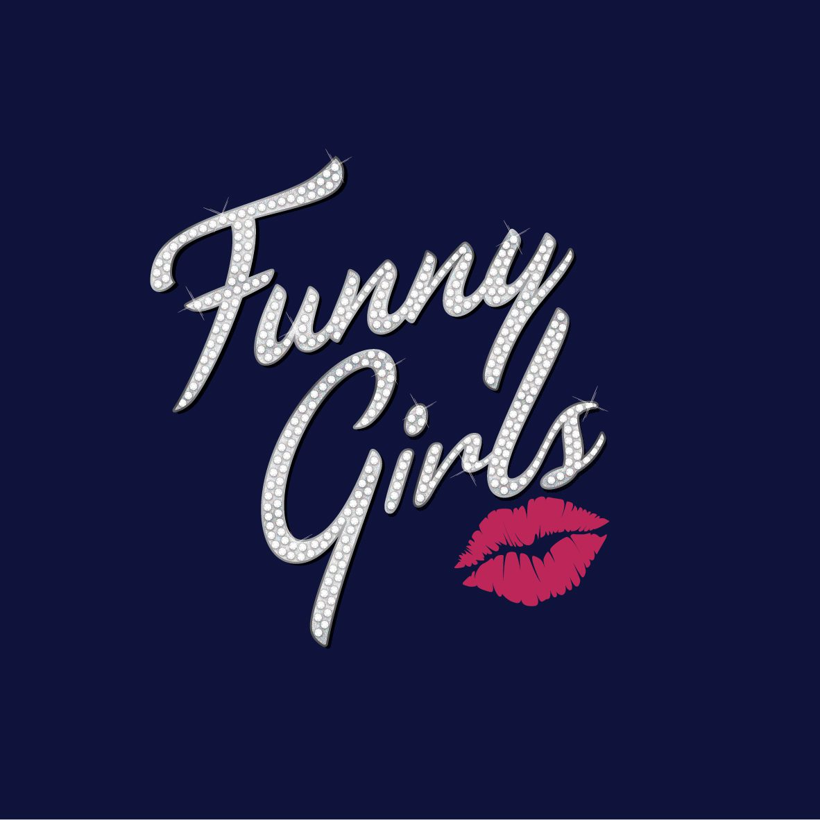 New logo and website design for Blackpool's iconic Funny Girls