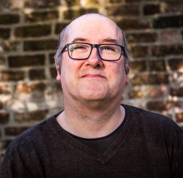 Nigel Croston - Senior Developer